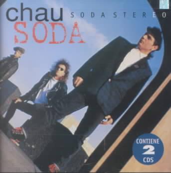 CHAU SODA BY SODA STEREO (CD)