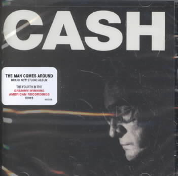 MAN COMES AROUND BY CASH,JOHNNY (CD)
