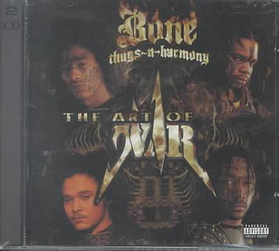 ART OF WAR BY BONE THUGS N HARMONY (CD)
